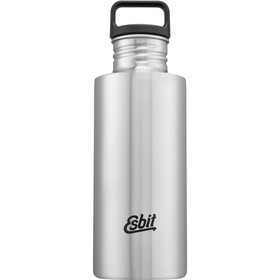 Esbit Sculptor Drinking Bottle 750ml, stainless steel